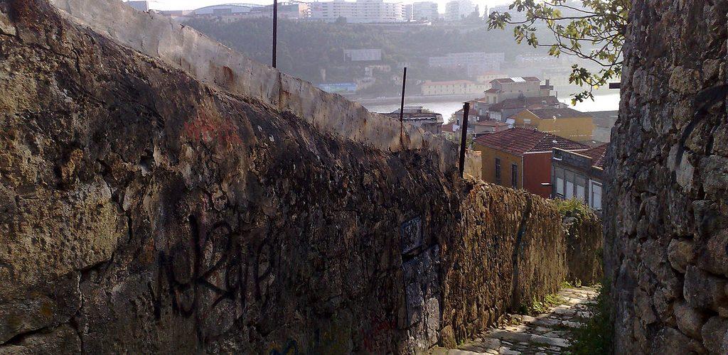 Campo do Rou : campagne en pleine ville de Porto
