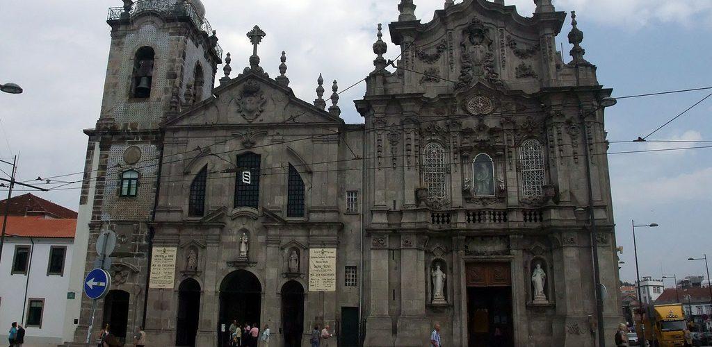 Eglise du Carmo - Igreja do Carmo, Porto