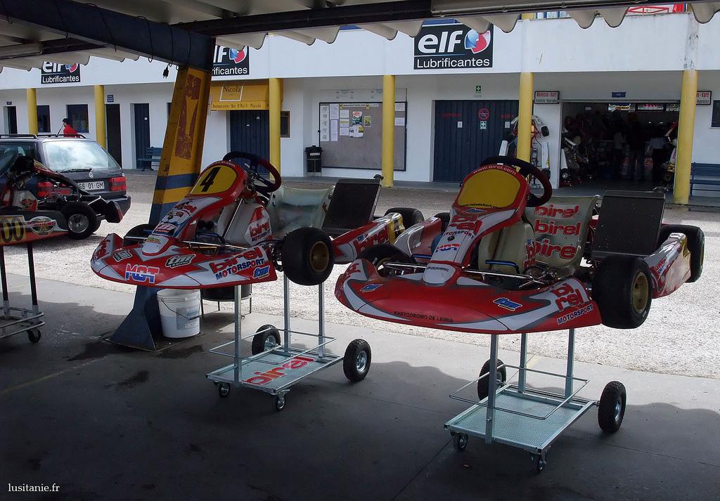 Faire du Kart au Portugal : Kartódromo de Leiria