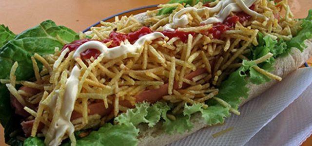 Cachorro quente, hot-dog portugais