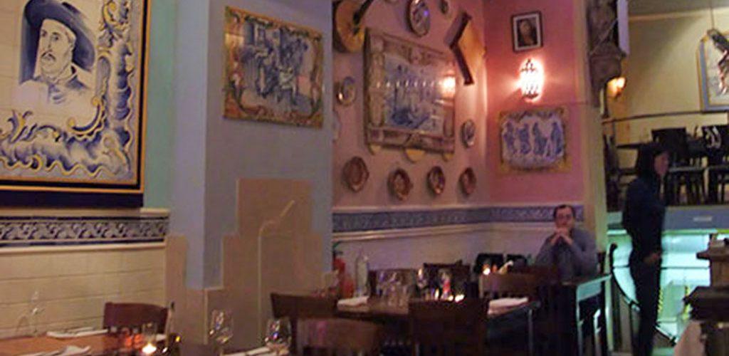 De Portugees : restaurant portugais à Amsterdam