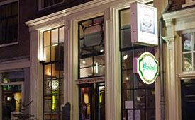 Restaurant portugais à Amsterdam : De Portugees