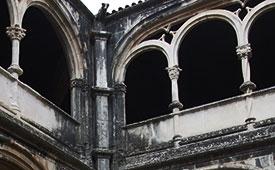 Cloître du Silence ou de Dom Dinis, Monastère de Alcobaça