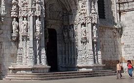 Mosteiro dos Jerónimos, apogée de l'Art Manuélin, gothique tardif