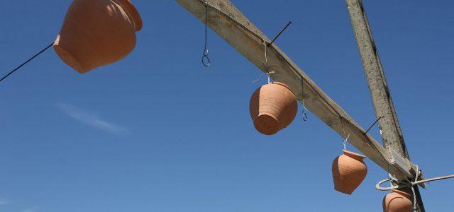 Jeux traditionnels d'une fête de village au Portugal