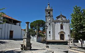 Redinha, ancien village portugais