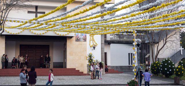 Notre Dame de Fatima en visite