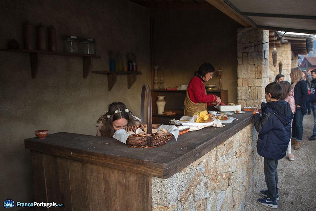 J'ai mangé ici un très bon pão de ló. Un vrai étouffe-chrétien !