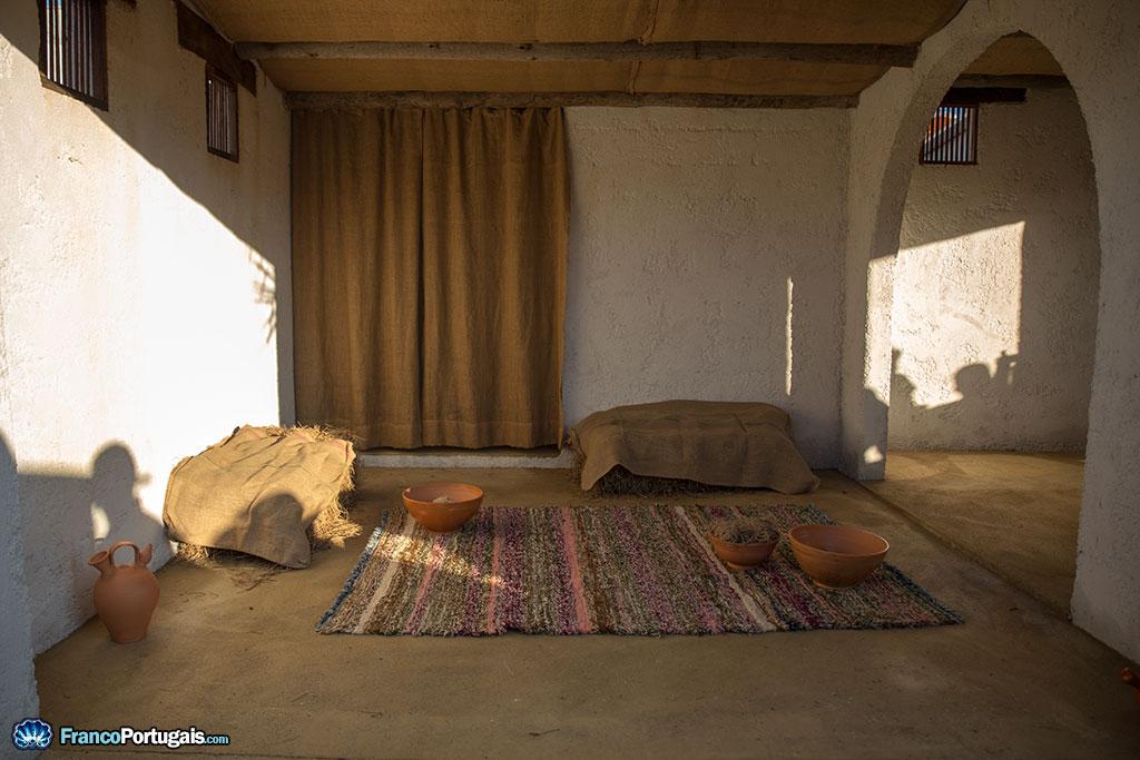 Représentation d'un intérieur de Palestine au temps de Jésus ? Rien n'est moins sûr...