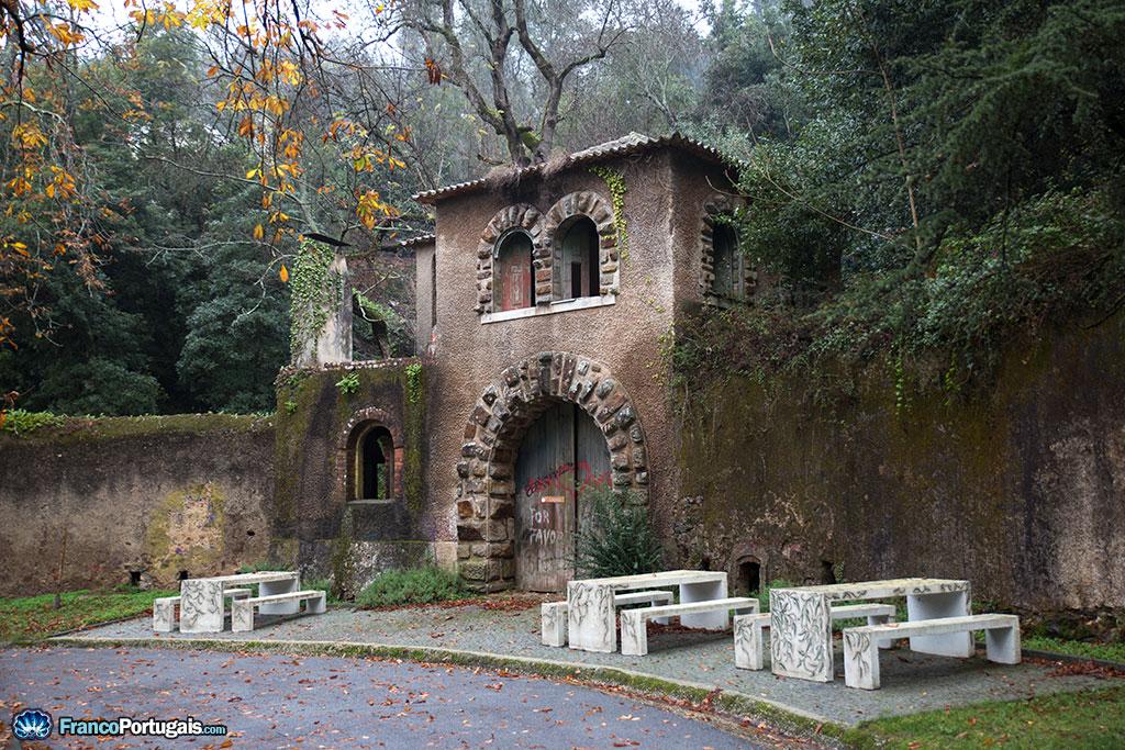 Porta das Lapas, à l'abandon depuis de nombreuses années.