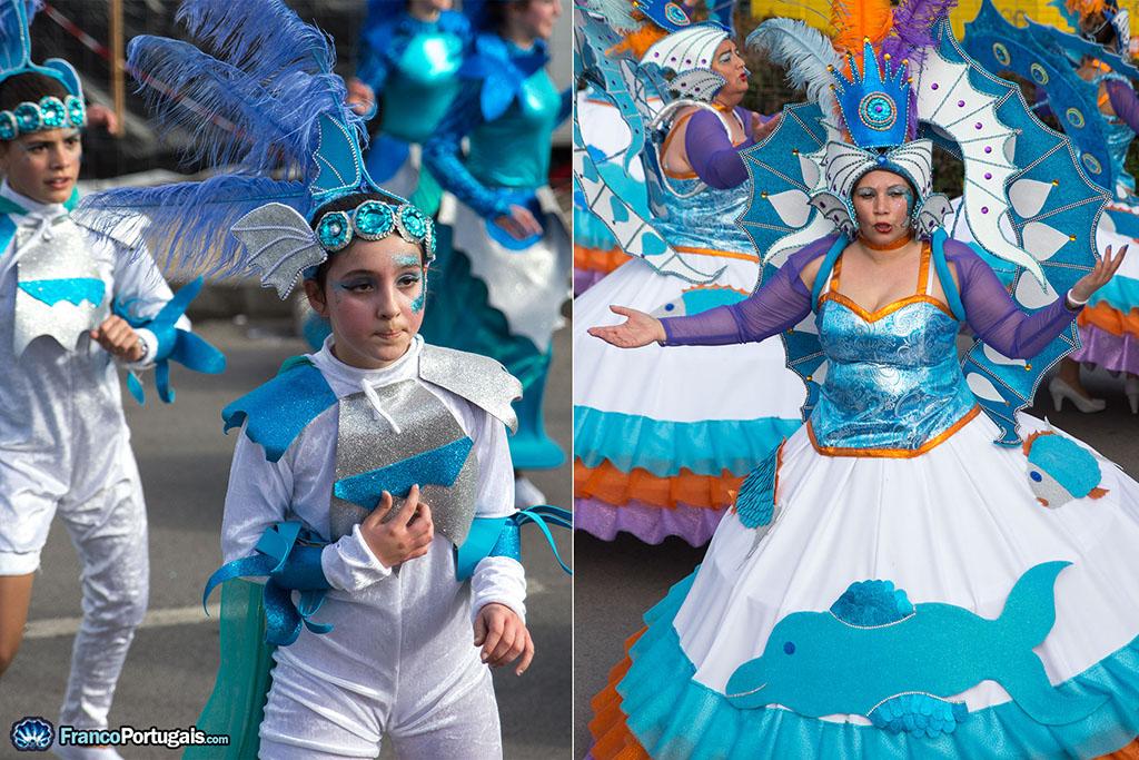 costumes brésiliens