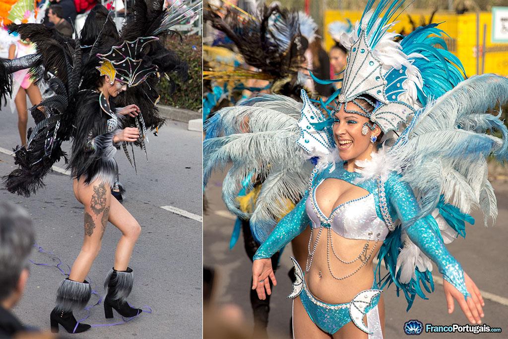 habits sexy de carnaval