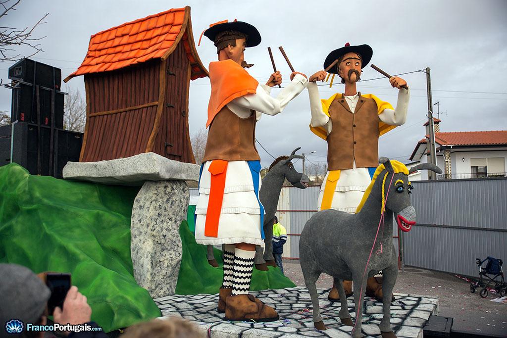 pauliteiros et carnaval