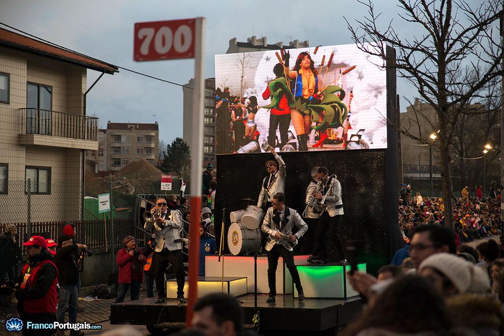 défilé de mode de Carnaval