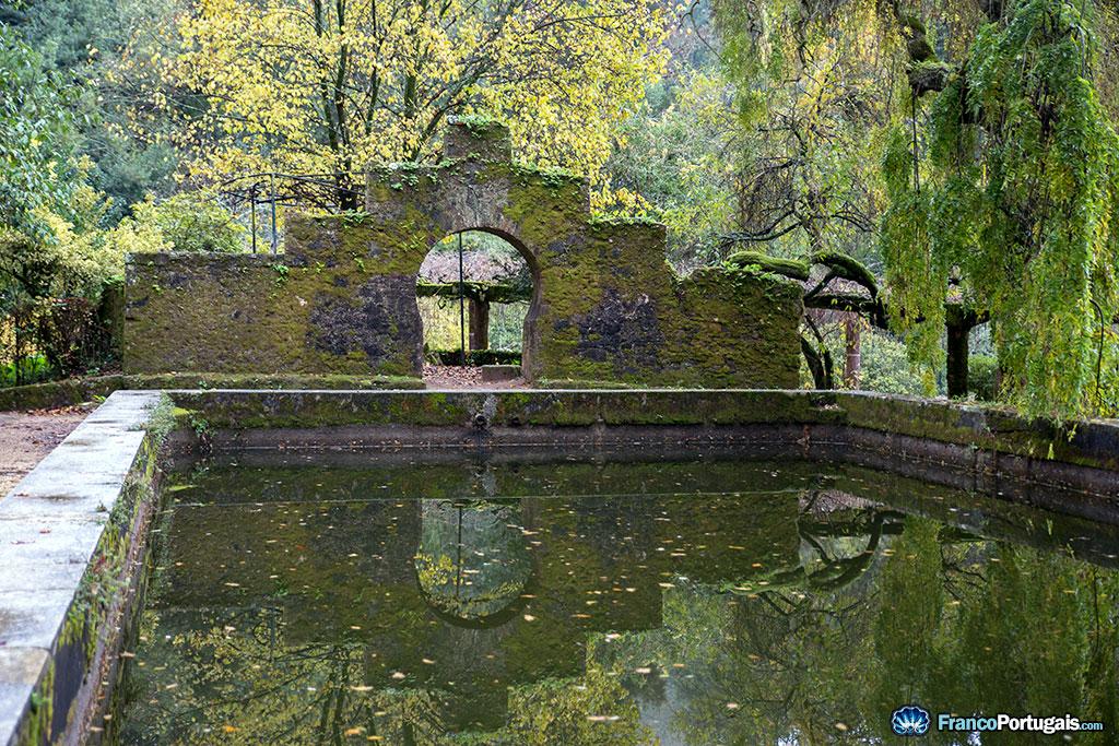 jardins de Buçaco