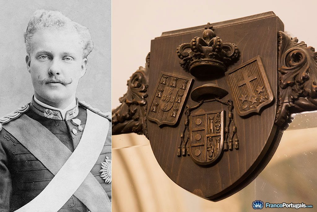 Le roi Dom Carlos I.