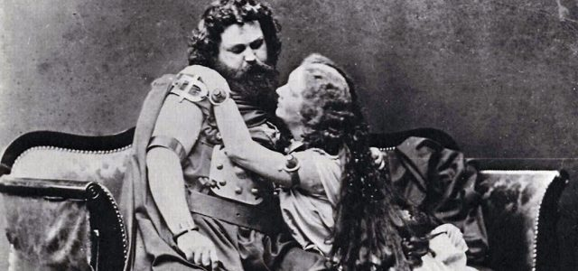 Malvina et Ludwig Schnorr von Carolsfeld