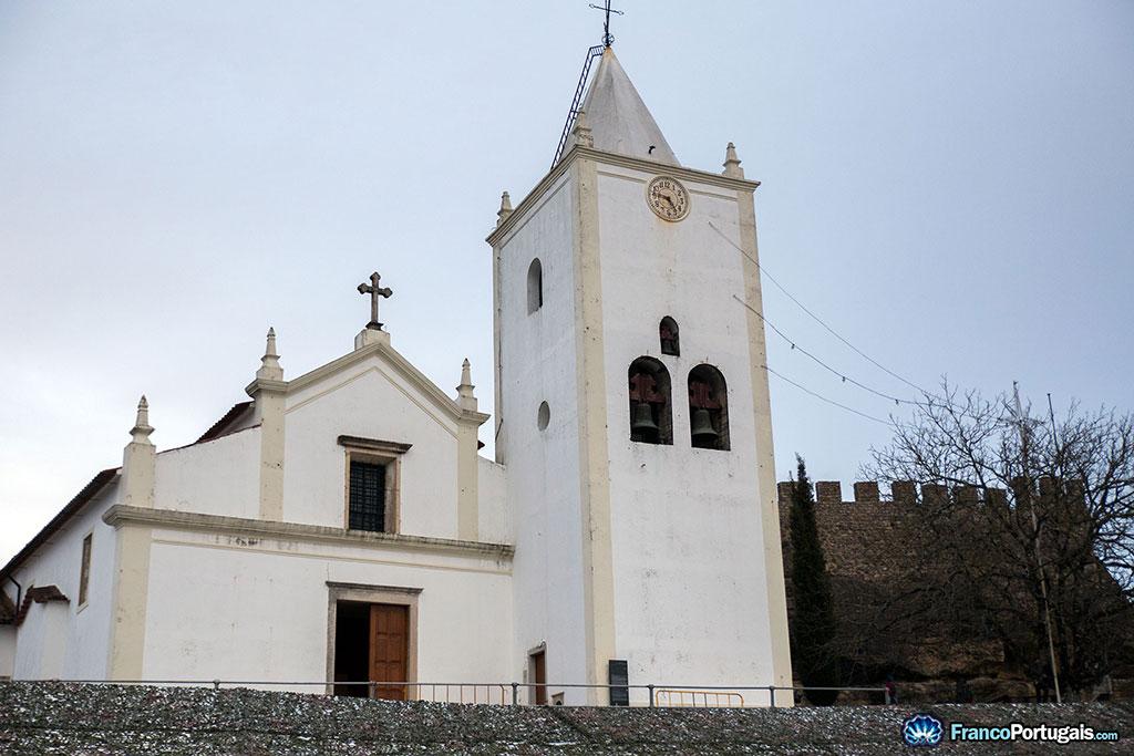 église de São Miguel, extérieur
