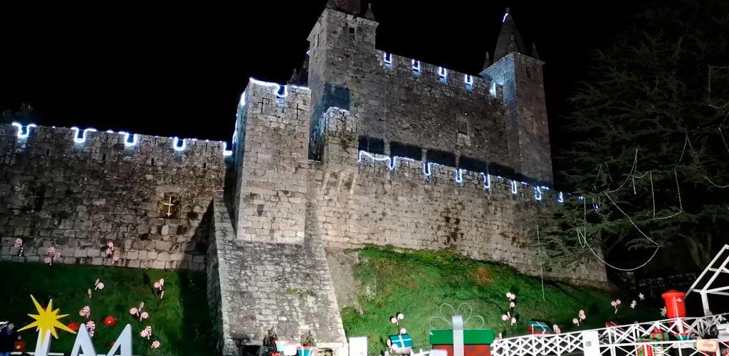 Perlim, le village de Noël à Santa Maria da Feira