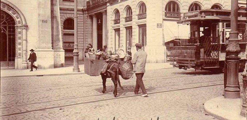 Le Portugal d'autrefois en cartes postales