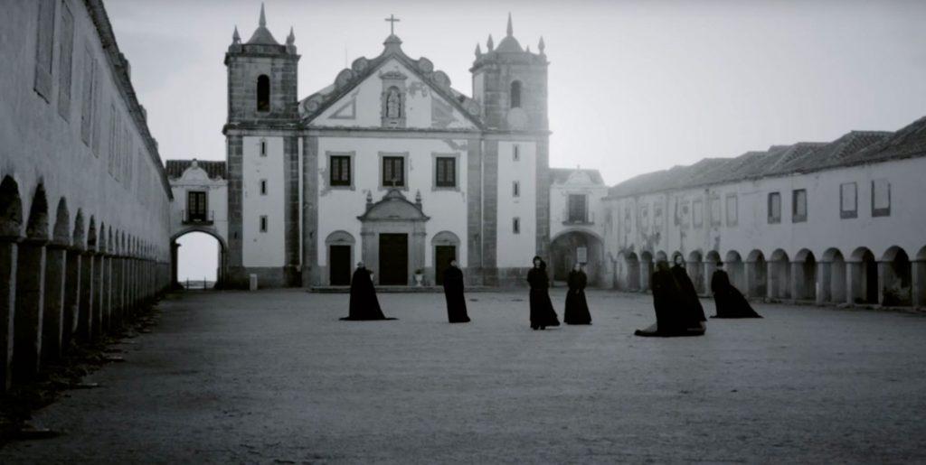 Un vidéoclip de Madonna au Portugal, au Cabo Espichel