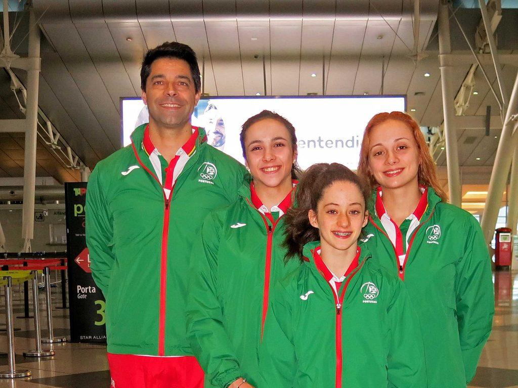 équipe du Portugal en gymnastique acrobatique
