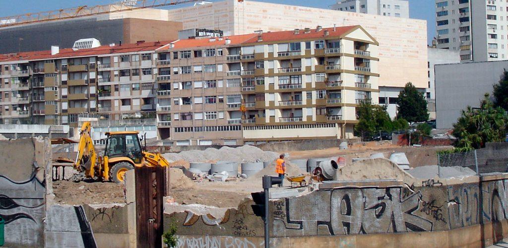 Augmentation de l'immobilier