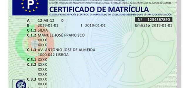 Documento Unico Automovel