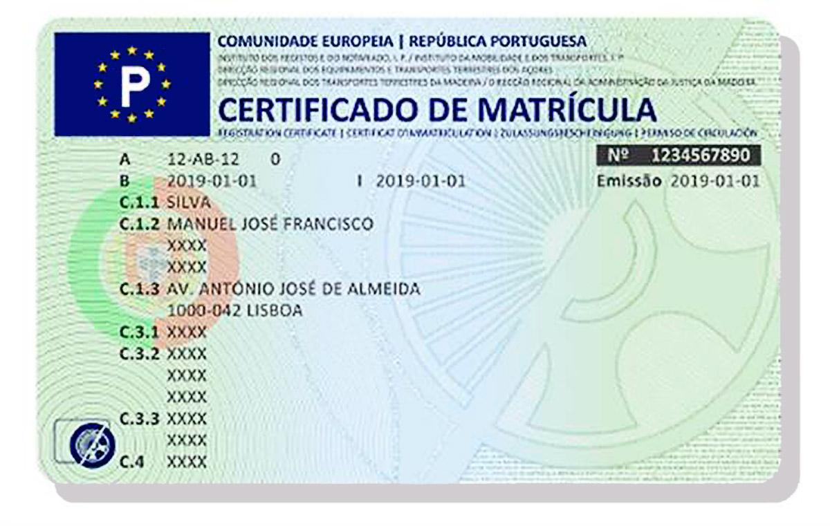 Documento Unico Automovel