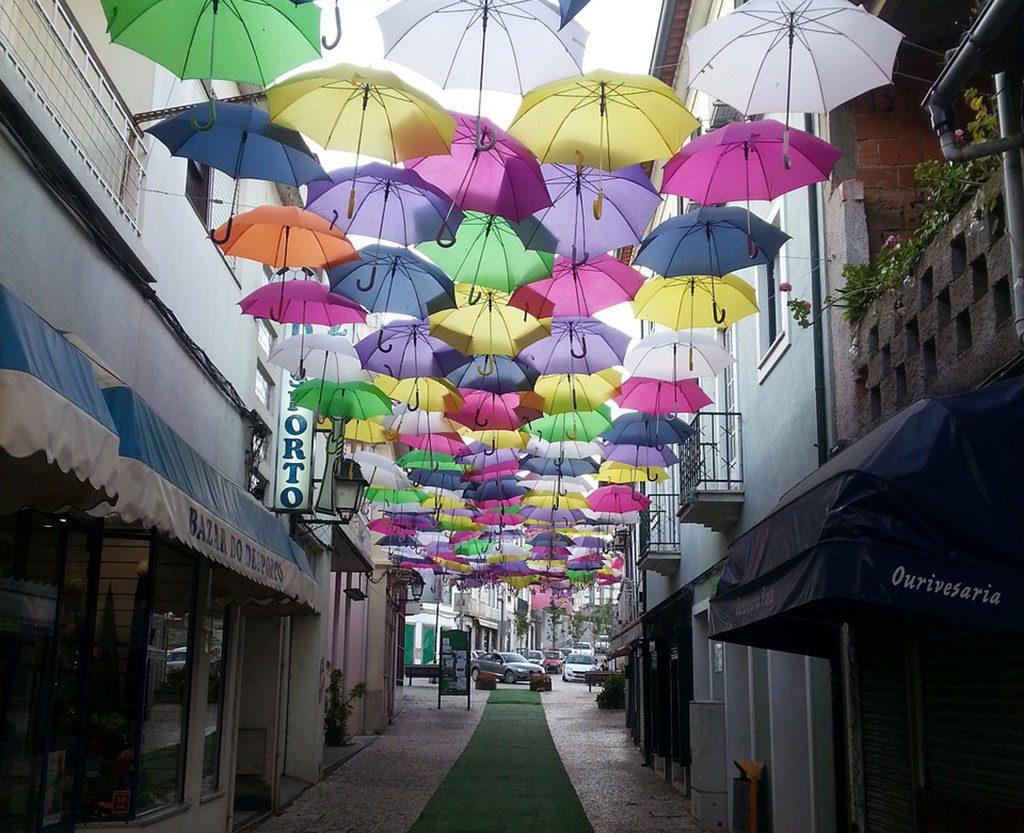 Parapluies décoratifs