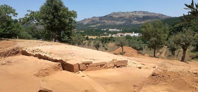 entrée de l'amphithéâtre
