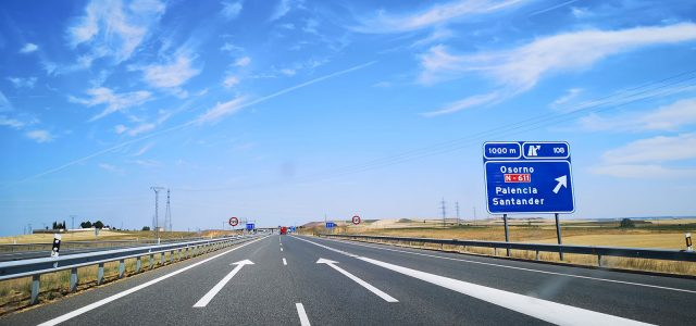 autoroute espagnole