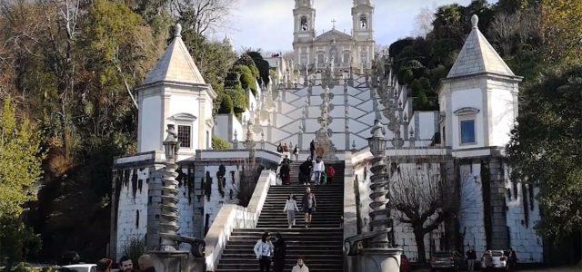 Bom Jesus de Braga, patrimoine mondial de l'UNESCO