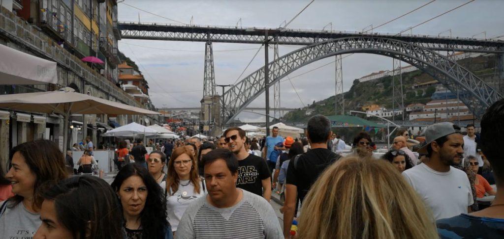 São João à Porto