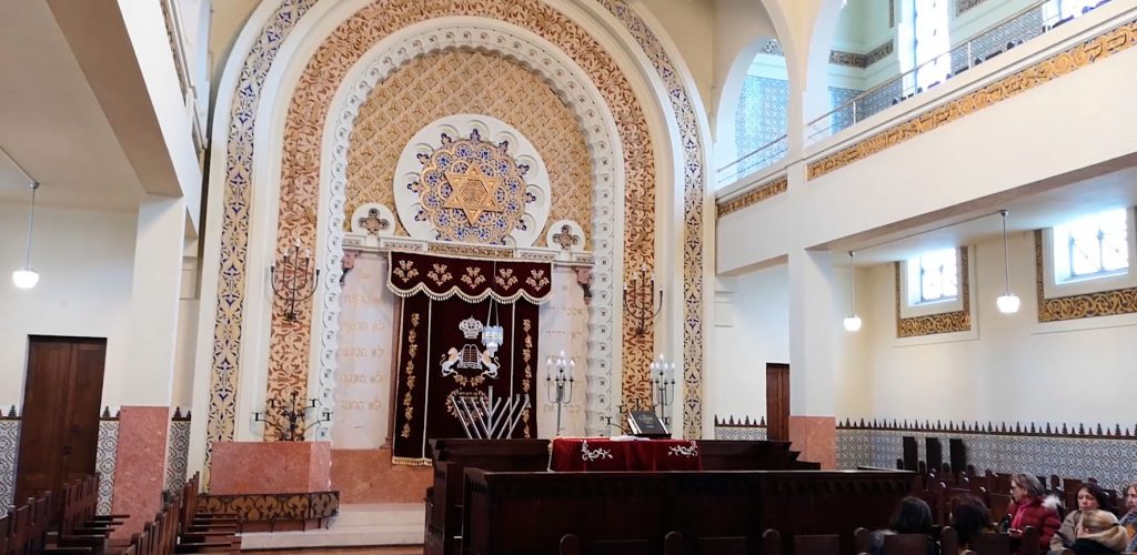synagogue de Porto