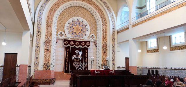 synagogue de Porto