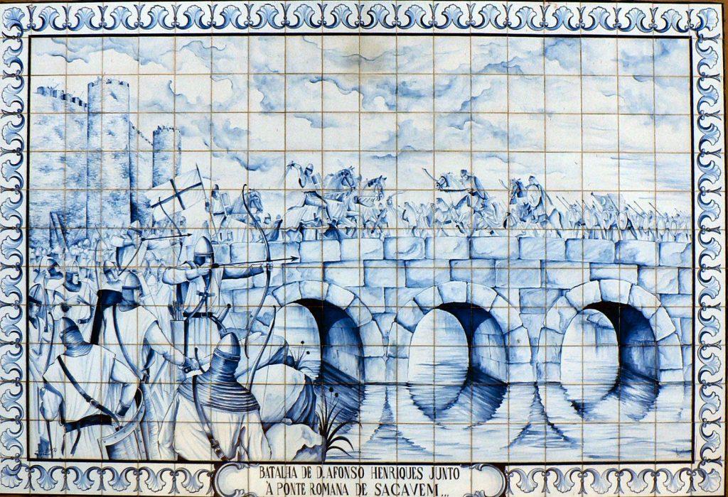 Bataille Afonso Henriques