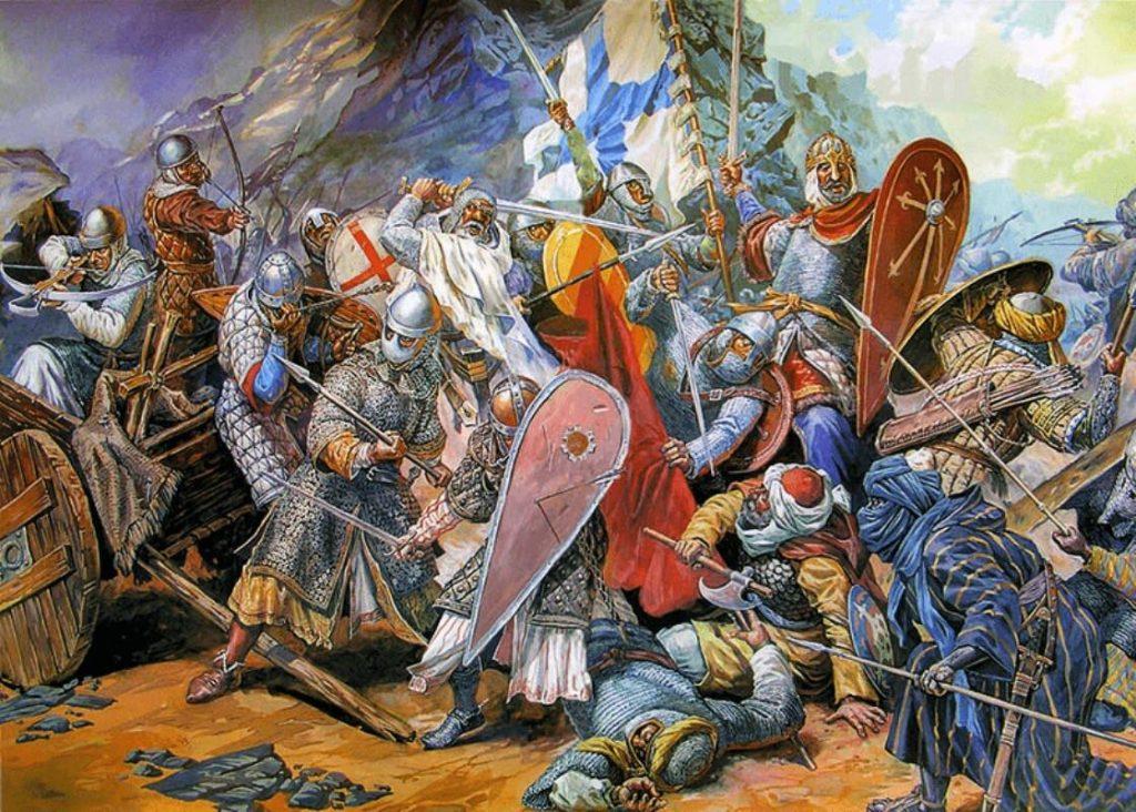 Bataille de Ourique