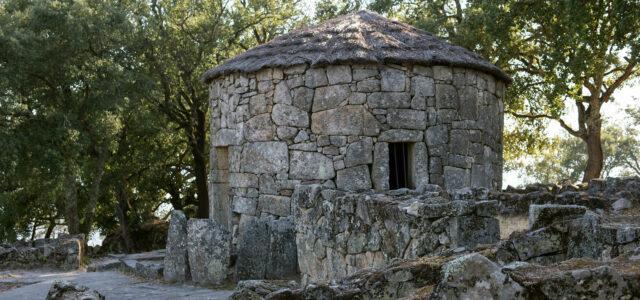 Maison reconstituée du castro