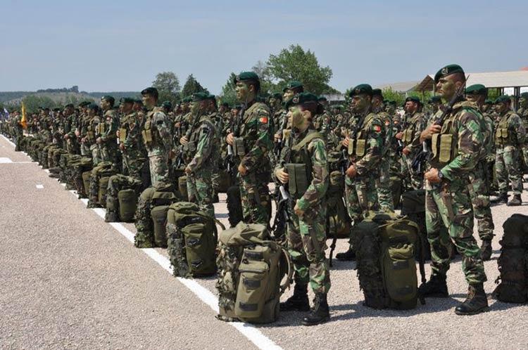 militaires portugais
