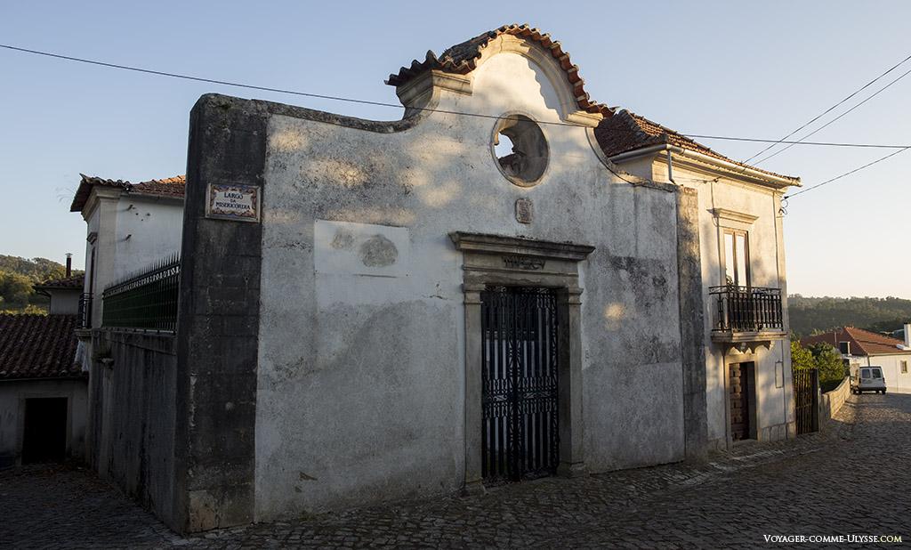 Ancien édifice de la Miséricorde d'Abiul, une ancienne institution de charité. C'est aujourd'hui un musée.