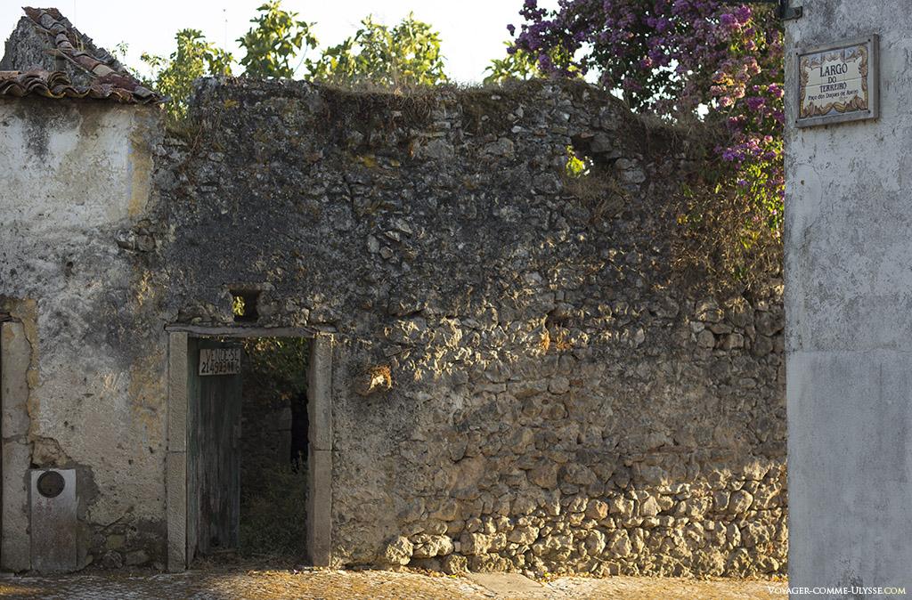 Pour les amoureux de vieilles pierres, cette ruine en plein centre historique est en vente.