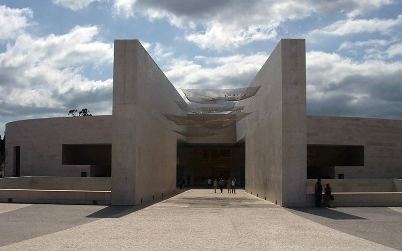 Santíssima Trindade : Église de la Très Sainte Trinité de Fatima