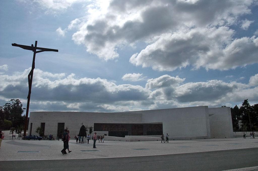Église de la Sainte Trinité à Fatima