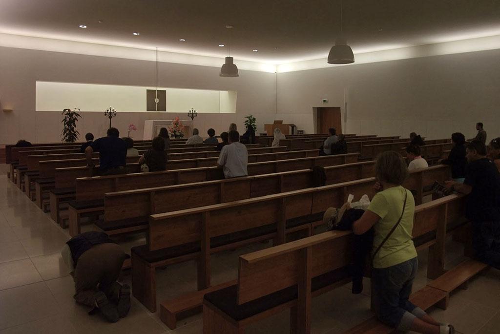 Chapelle de l'église de la Très Sainte Trinité