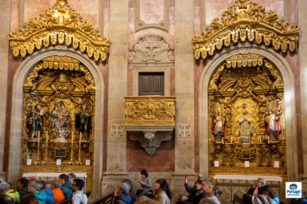 chapelles latérales