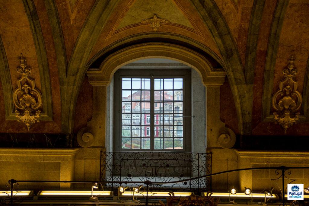 Fenêtre de l'église