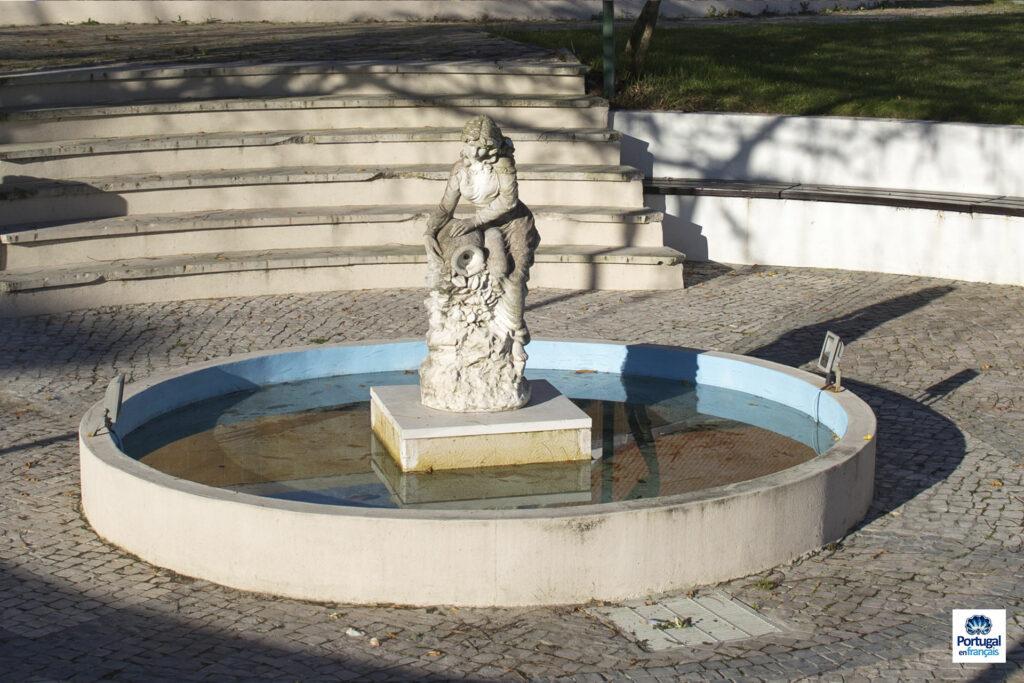 fontaine décorative