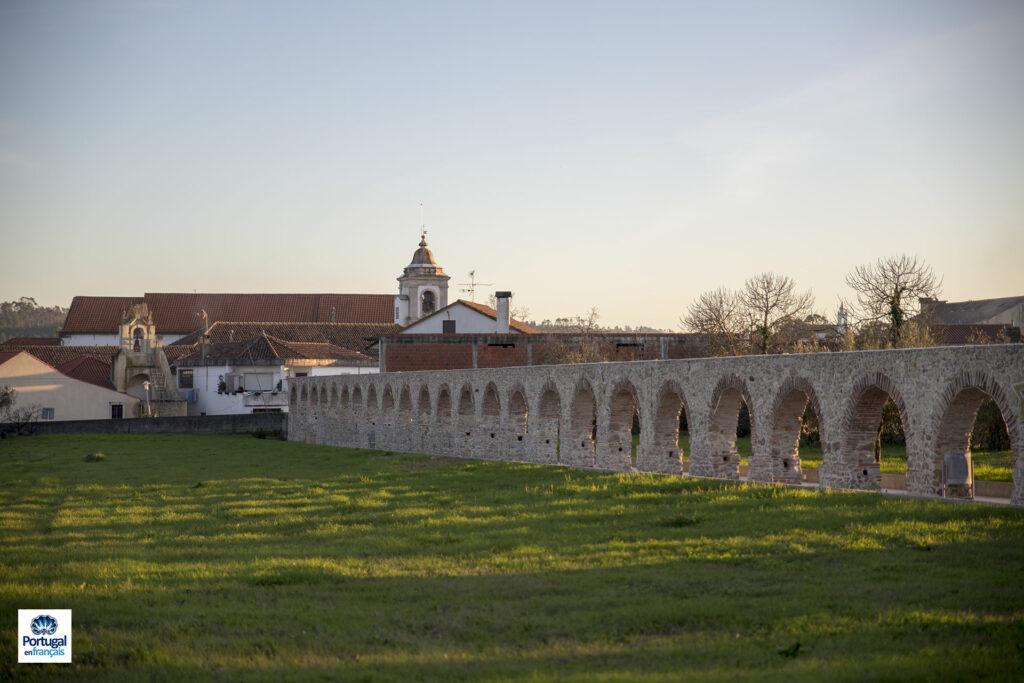 aqueduc du Louriçal