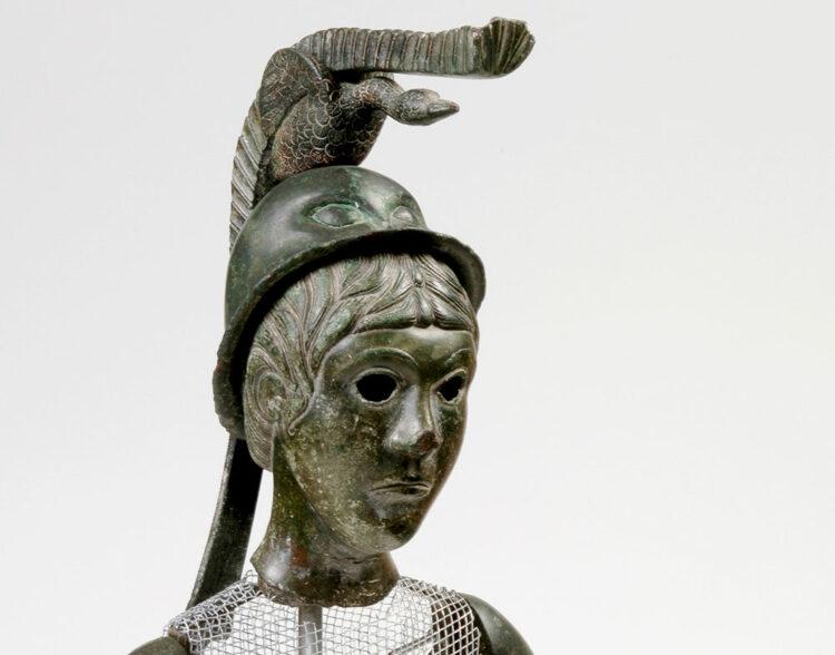 Brigitte, au Musée de Bretagne
